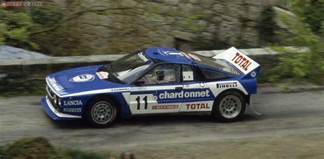 Lancia Cars List Lancia 037 Rally Chardonnet Model Car Images List
