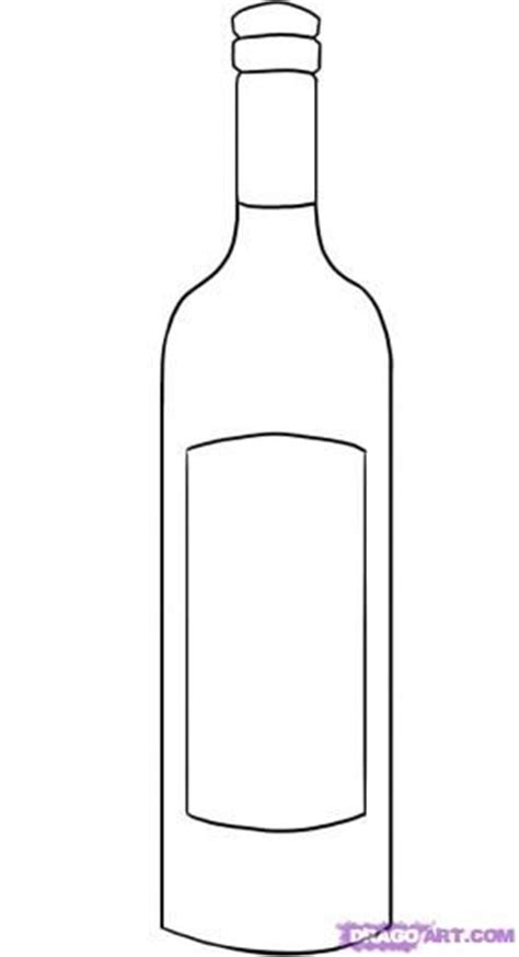 wine bottle card template printables bottles jars a collection of ideas to try