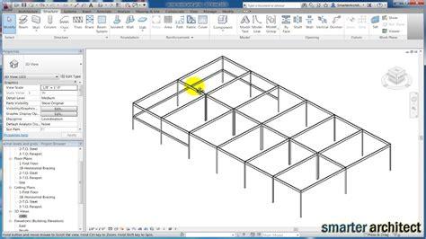 revit tutorial understanding families groups and blocks revit structure 2013 tutorials modeling revit beams youtube