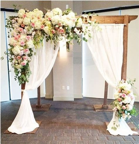 Wedding Flower Decorating by 20 Beautiful Wedding Arch Decoration Ideas For Creative