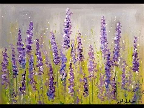 acrylic painting tutorials de 25 bedste id 233 er til acrylic painting flowers p 229