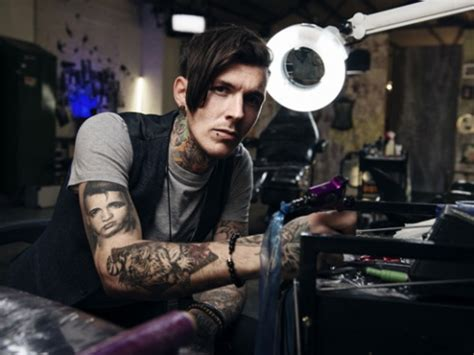 tattoo fixers fanfiction steven sketch porter the smoking hot tattooist on