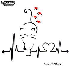 cat ekg heartbeat cut file cricut mtc silhouette