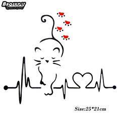 cat ekg heartbeat cut file cricut mtc silhouette