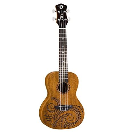 luna tattoo concert ukulele 10 best ukuleles july 2018 review