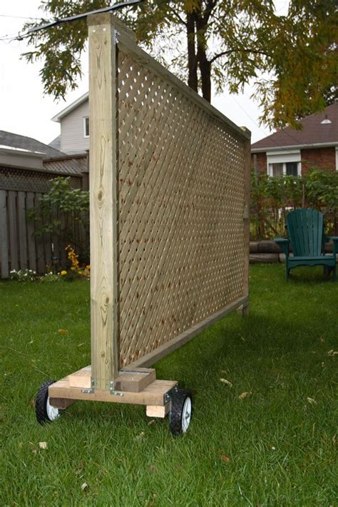 Backyard Screens Best 25 Outdoor Privacy Screens Ideas On Pinterest