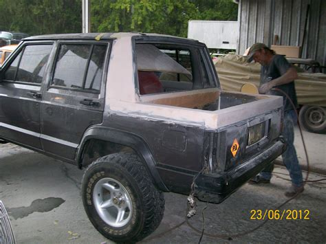 modified jeep cherokee keith s hotwheels hernando county fl paint body