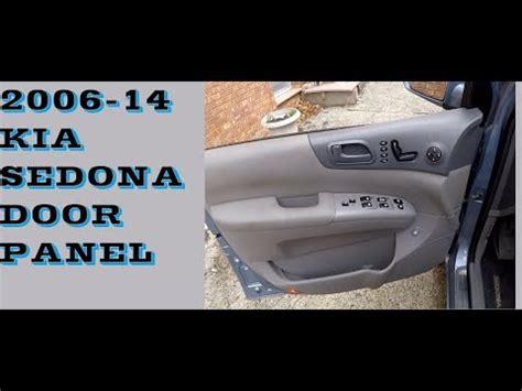 2008 hyundai entourage power sliding door problems how to repair kia sedona sliding door doovi