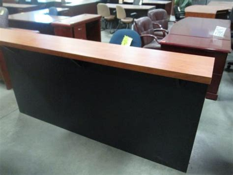 Large Reception Desk Hoppers Office Furniture Large Reception Desk