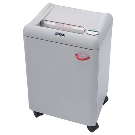 Mesin Pemotong Kertas Ideal 1031 jual mesin penghancur kertas paper shredder ideal 2360