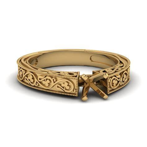 engraved milgrain wedding band fascinating diamonds