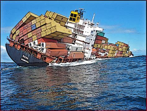 porte containers les porte conteneurs pourraient affronter des vents