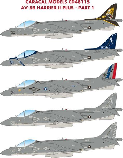 Av 8 Harrier Usmc 1 48 Pro Built Model caracal models 1 48 mcdonnell douglas av 8b harrier ii 48115 ebay
