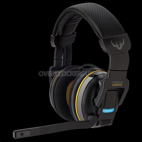 Headset Gaming Corsair corsair gaming cg h2100 dolby 7 1 wireless he ocuk