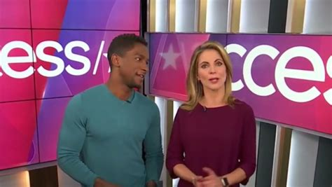 who are access hollywood hosts access hollywood sheds part of its name switches to new