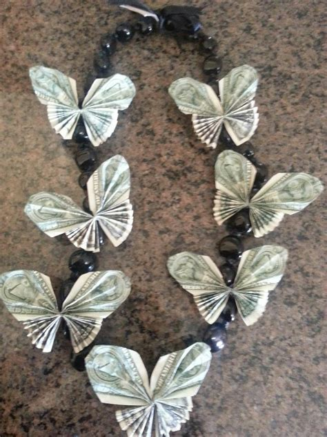 Origami Butterfly Money - 17 best images about dollar money origami on