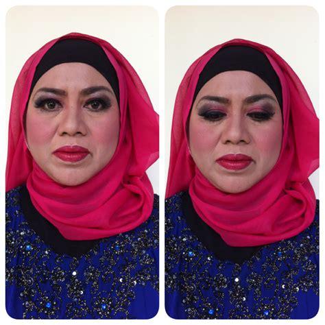 Sariayu Lipstick Merak Kasmaran oputcakra before after the power of makeup ii make