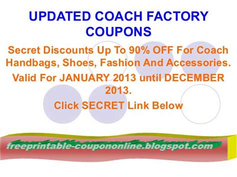 couch coupons printable coupons 2017 coach coupons