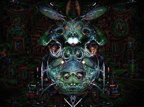 deep dream styles fractals after deep dream generator steemit