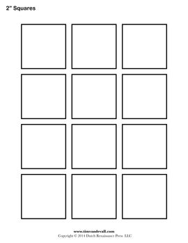 template for a 5 x 7 1 page note card square templates blank shape templates free printable pdf