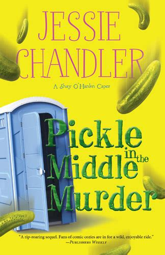 bela books pickle in the middle murder paperback books