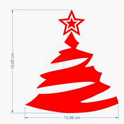 Schaufensteraufkleber Weihnachten by Weihnachtsbaum Mit Stern Schaufensteraufkleber Und