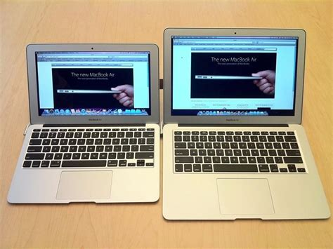 Macbook Air 11 Inch review apple s new 11 6 inch and 13 3 inch macbook air