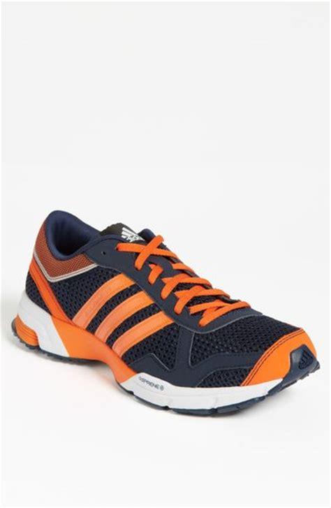 Reebok Furylite Slip On Globe Trotter Collegiate Navy adidas marathon 10 usa running shoe in blue for collegiate navy orange lyst