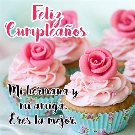 imagenes bonitas de feliz cumpleaños hermana hermosas tarjetas de feliz cumplea 241 os gratis para una