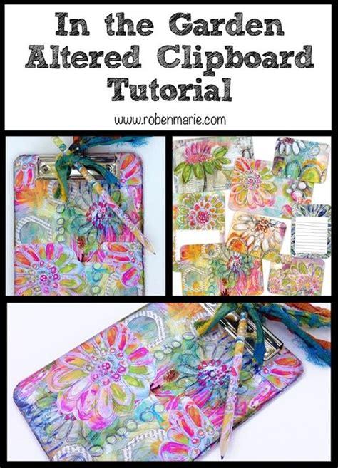 decoupage clipboard tutorial 117 best altered art images on pinterest altered art