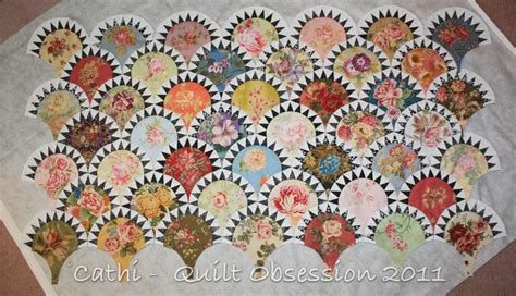 Clamshell Quilt Pattern by Clamshell Pickle Blocks Quilt Obsession