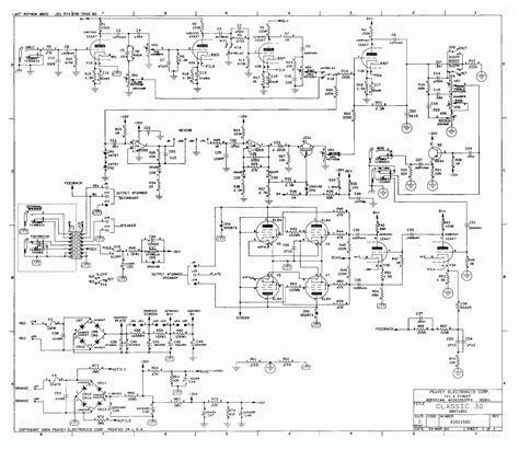 peavey t 60 wiring diagram at t u verse installation