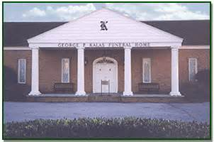 george p kalas funeral home p a oxon hill md
