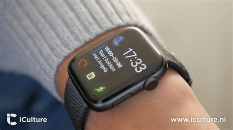 Apple Series 4 Zoomed In by Apple Series 4 Review Groter Scherm Maakt Apple Beter