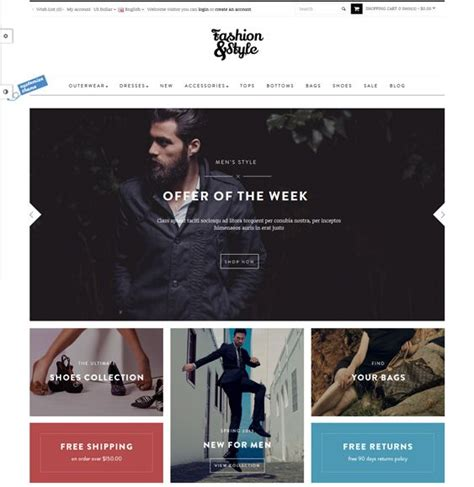 free bootstrap opencart themes 16 best 16 of the best free premium bootstrap opencart