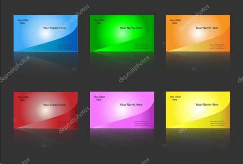 Visitenkarten Design Vorlagen Kostenlos Herunterladen Visitenkarten Stockvektor 169 Cobalt88 2049823