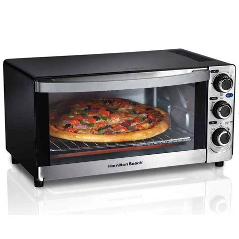 6 Slice Toaster Oven On Sale Hamilton 6 Slice Capacity Toaster Oven 31408