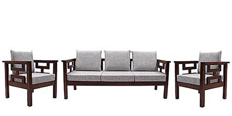 3 seater wooden sofa size buy mariana teak wood sofa set 3 seater 1 seater 1