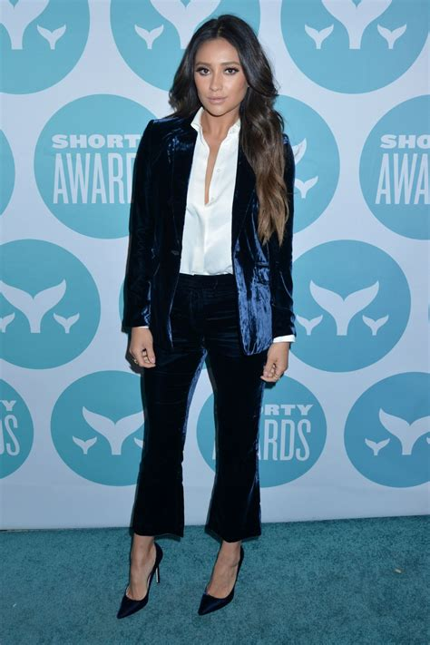 9th Annual Awards by Shay Mitchell At 9th Annual Shorty Awards In New York 04