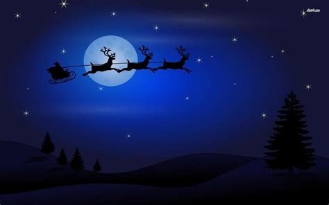 wallpaper christmas night beautiful xmas night sky wallpaper