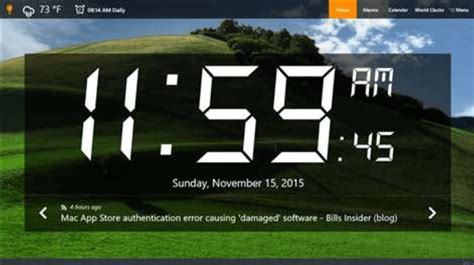 5 best alarm clock software for your windows pc