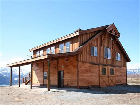 barn plans with apartments beautiful garage plans with living quarters 6 denali