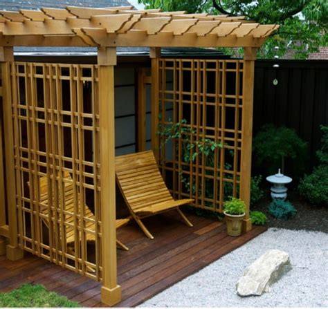 pergola for small backyard cheap small pergola ideas garden landscape
