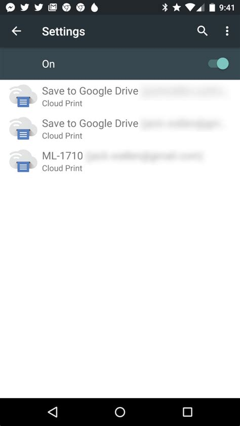 printing from android how to use cloud print to make printing from android a techrepublic