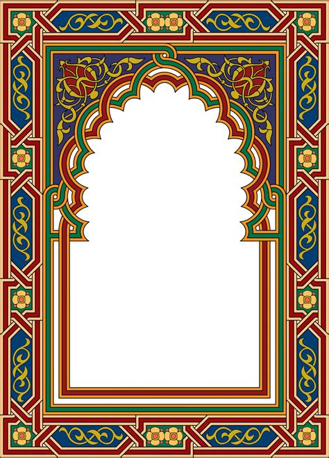 frame design islamic 23 arabesque islamic art islamik motifler pinterest