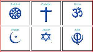 one world six religions 6 major religions class 3 s blog
