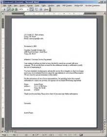 re line in business letter octechwriting 01 business letter tutorial