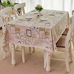 Kitchen Table Linens Bst Kitchen Table Linens Table Cloth Cotton Country Style