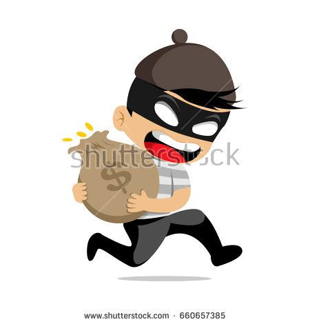 Entering Russia With A Criminal Record Robber Stock Images Royalty Free Images Vectors