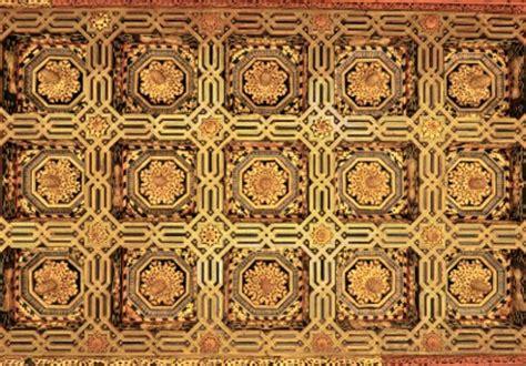 Mudejar Decke by Eine Reise In Die Welt 1001 Nacht